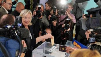 Far left concedes defeat to Le Pen's National Front | Race & Crime UK | Scoop.it
