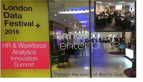 HR & workforce analytics summit LDN16: My take out | Talent Analytics & The Future of Work | Scoop.it