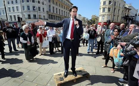 Ed Miliband: comedy moments in pictures - Telegraph | Culture, Humour, the Brave, the Foolhardy and the Damned | Scoop.it