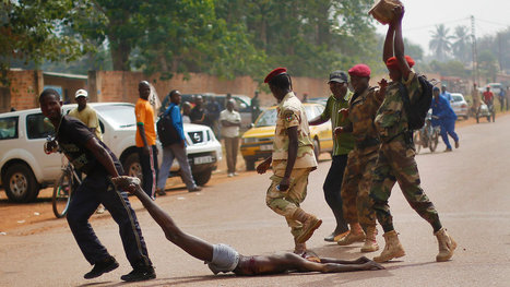 Soldiers Lynch Man at Army Ceremony in Central African Republic | Drones and Moans | Scoop.it