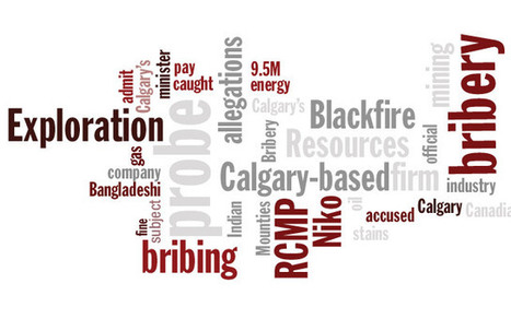 Canada clamps down on corruption | Organizational Complacency | Scoop.it