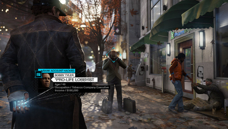New Watch Dogs video shows how to hack like a vigilante - PC Gamer Magazine | Watch-Dogs-Aiden-Pearce-Coat-Assassins-Creed-game-Jacket | Scoop.it
