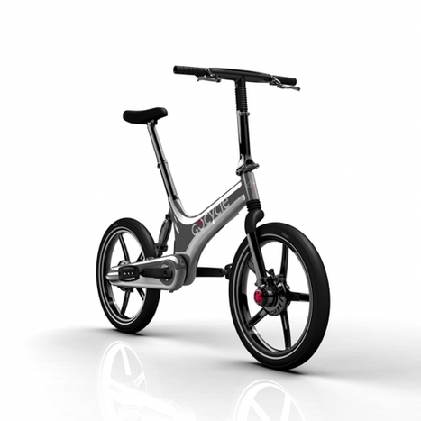 G2R, Folding Electric Bike by Gocycle | e-Bikes | Scoop.it