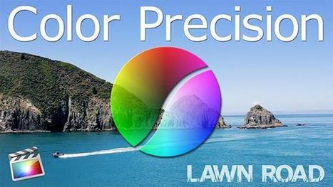 Color Precision Plugin for Final Cut Pro X Released on FxFactory | ATEM Controller | Scoop.it