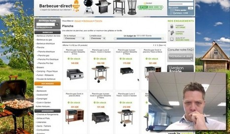 Petite critique de site : Barbecue-direct.fr | WebZine E-Commerce &  E-Marketing - Alexandre Kuhn | Scoop.it
