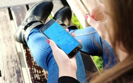 Smartphones Alone Not the Smart Choice for Teen Weight Control | Patient Hub | Scoop.it