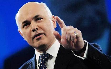 Labour's 'secret plan' to make claiming benefits a human right - Telegraph | Tisme's Page | Scoop.it