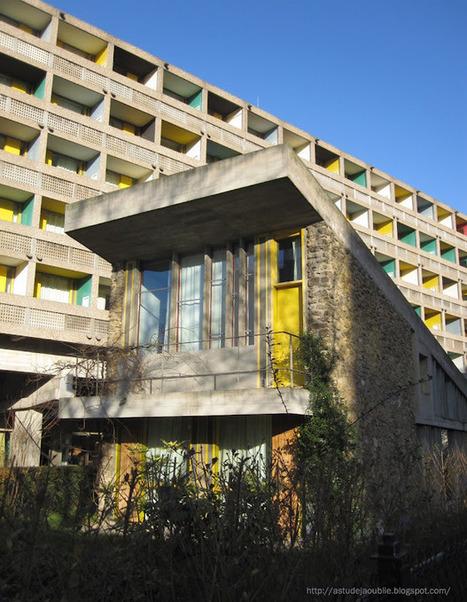 As-tu déjà oublié ?: Paris - Pavillon du Bresil - Le Corbusier   Le Corbusier   Scoop.it