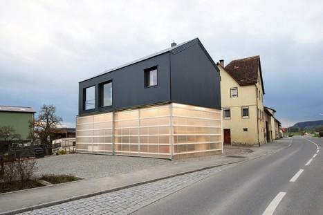 Fabian Evers Architecture - Project - House Unimog | Évolution des composites | Scoop.it