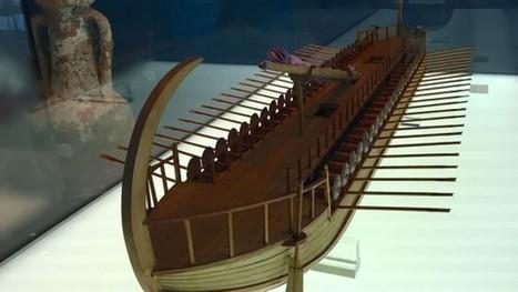 Primer barco de leyenda: el Argo surcó el mar antes de Homero | Espejo de navegantes | Mundo Clásico | Scoop.it