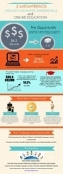 English Language Learning and Online Education Infographic | Human Geography | Scoop.it