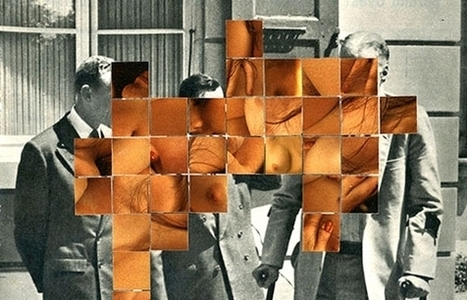 Juxtapoz Magazine - Arbër Marra's Provocative Collages | Photographers | Scoop.it