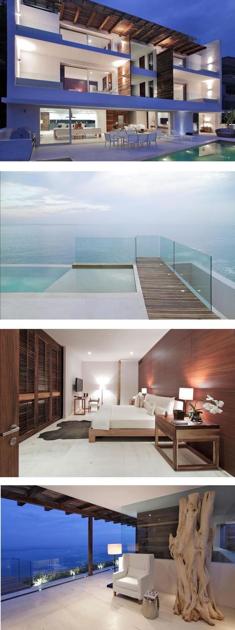 Casa Almare Puerto Vallarta MX | Arquitectura Del Siglo XXI | Scoop.it