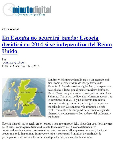 Frankly: Catalonia Basque Spain Train Crash | YES for an Independent Scotland | Scoop.it