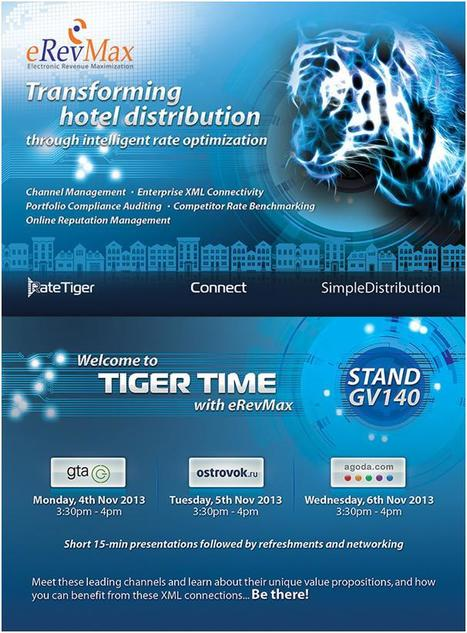 TigerTime @World Travel Market | Events & Awards | Scoop.it