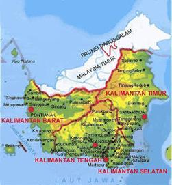 Daftar Tempat Wisata di Pulau Kalimantan | Tempat Wisata di Indonesia | Scoop.it