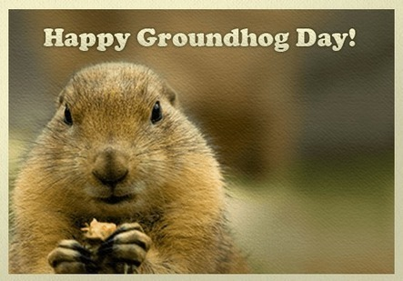 Happy #GroundhogDay Do you think you know everything about #groundhogsday I bet you don't know this #trivia | WAHMBrenda | Scoop.it