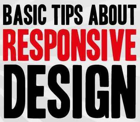 10 basic tips about responsive design | Web Design - HTML, CSS and Digital Design | Scoop.it
