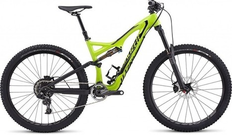 It's Official! Specialized Goes 650B with Stumpjumper EVO Models | Mountain Biking | Scoop.it
