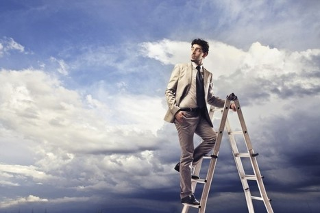 11 Steps To The Top Of The Career Ladder | Mentor+ CAREER | Scoop.it