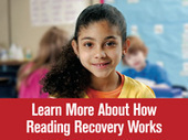 Reading Recovery Council of North America | Reading Recovery | Scoop.it