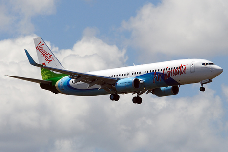Solomon Airlines and Air Vanuatu enter new partnership   Geography 400 Report   Scoop.it