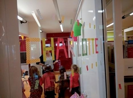 Fêter son anniversaire à la bibliothèque | BiblioLivre | Scoop.it