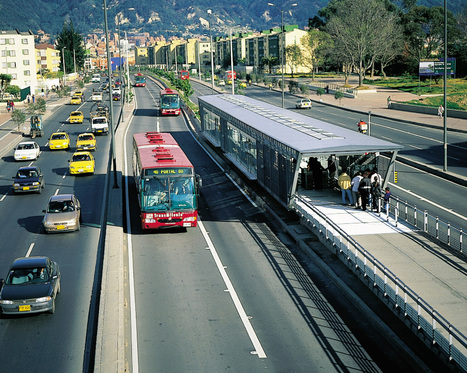 Bogotá, Colombia's Tranmilenio: How Public Transportation Can Socially Include and Socially Exclude | Sustainable Cities Collective | Urban Life | Scoop.it