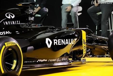 F1 - Renault promet des progrès sur le moteur | Auto , mécaniques et sport automobiles | Scoop.it