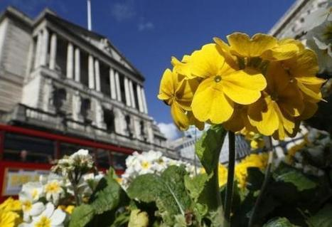 Bank of England sticks with low rates even as recovery builds | Reuters | UK | Scoop.it