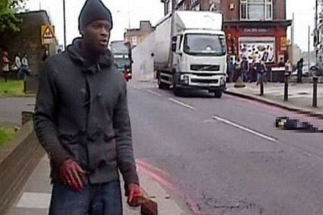Woolwich attack: Suspected attacker threatens children with terrorist violence   The Indigenous Uprising of the British Isles   Scoop.it