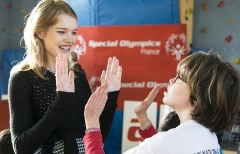 Du sport pour éveiller les enfants handicapés mentaux | Sport et handicap | Scoop.it