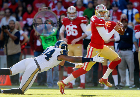 49ers vs. Rams: A prospector's guide - Niners Nation | sports & comedy shows | Scoop.it