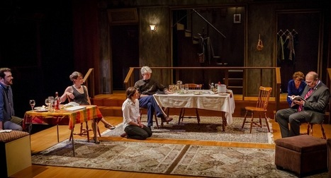 BWW Reviews: A Family Dinner Is SWEET AND SAD at Third Rail - Broadway World | Little orphan Annie | Scoop.it