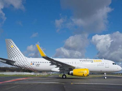 Electronique à bord : au tour de Vueling | L'actualité du transport de mars 2014 | Scoop.it