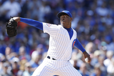 Cubs say they've fired person who made 'irresponsible music selection' after Aroldis Chapman pitched | Gender and Crime | Scoop.it