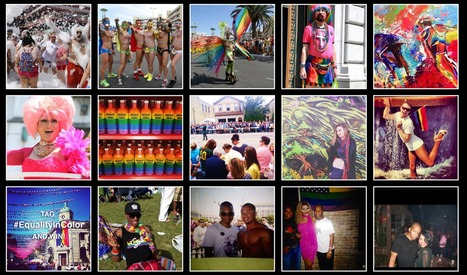 Evolve Vegas Blog: Gay Cities Annual Pride Photo Challenge #EqualityInColor GRAND PRIZE! | Evolve Vegas NYE | Scoop.it