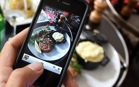 French chefs hit back at 'food porn' photos in their restaurants  - Telegraph | Smart Food | Scoop.it