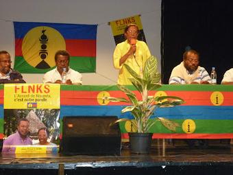 Groupe Mélanésien Fer de Lance : le FLNKS prépare son sommet - TAHITI INFOS | Mouvement UC | Scoop.it