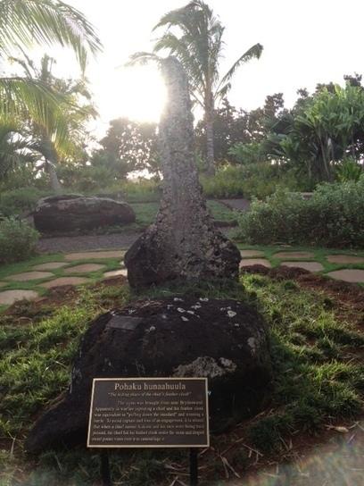 A Garden Walk of Historical Artifacts on Kauai | Kauai The Garden Isle | Scoop.it