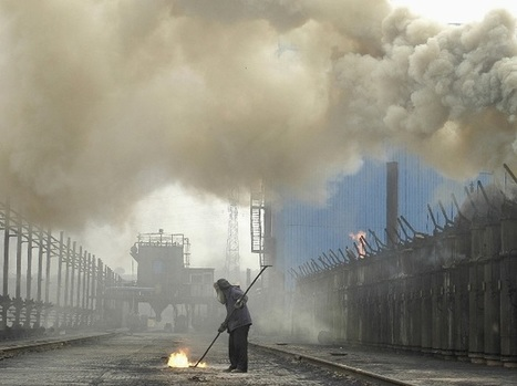 Energy, Security, and Climate » China Recalculates its Coal Consumption: Why This Really Matters | China environment (climate policy) | Scoop.it
