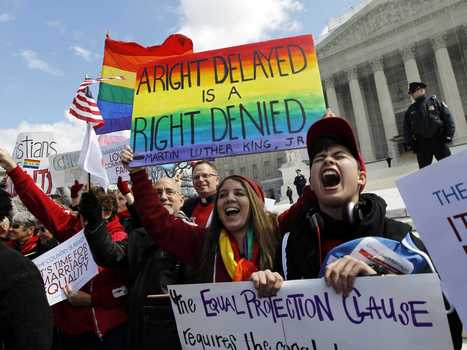 The Battle Over Gay Marriage May Be Over, But New Fronts Have Opened Up In The Culture Wars   Gov & Law Current Events   Scoop.it