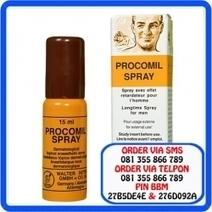 Obat Kuat Procomil Spray | Central For Sex | Scoop.it