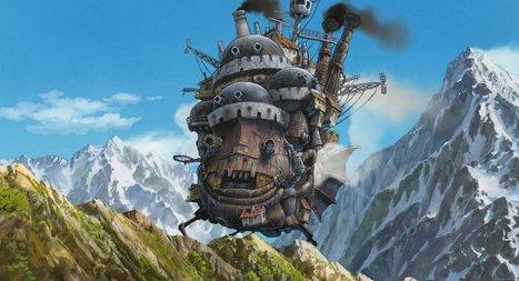 El ingenio animado. Cine de Hayao Miyasaki | e_Biblioteca | Scoop.it