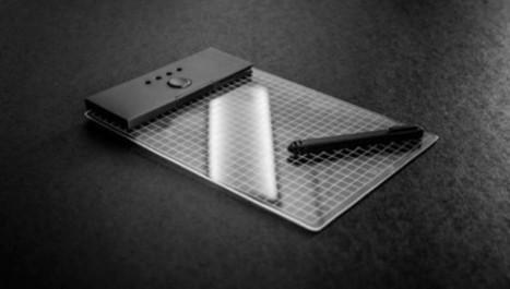 GravitySketch : une tablette à réalité augmentée, pour dessiner des objets virtuels en 3D   Culture augmentée - Augmented culture   Scoop.it
