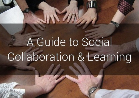A Guide to Social Collaboration and Learning with James Tyer of Kellogg's #SMKnowHow | My Learning Adventure | Scoop.it