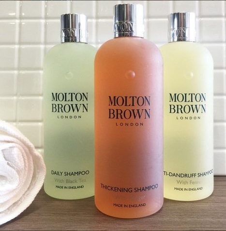 Molton Brown Shampoo | Artemisia Profumeria | Scoop.it