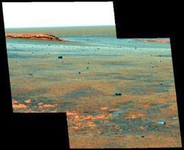 Marte: niente ruggine, niente acqua | Marte | Scoop.it