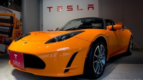 Tesla wants to kill gasoline by sharing its electric car technology with everyone | Web 2.0 et société | Scoop.it