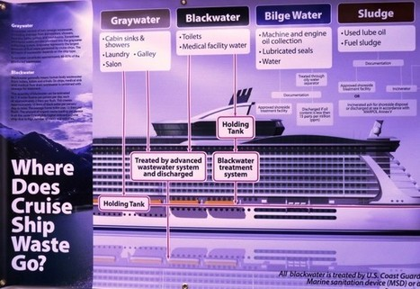 Can cruise ship wastewater be made cleaner? | Wastewater | Scoop.it